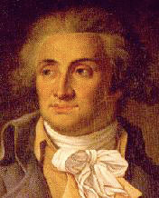 Figure 1: portrait of Marquis de Condorcet