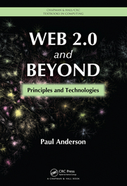 Web 2.0 and beyond