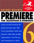 Antony Bolante. Premiere 6 for Windows and Macintosh.