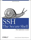 Daniel J. Barrett and Richard Silverman. SSH, The Secure Shell: The Definitive Guide.
