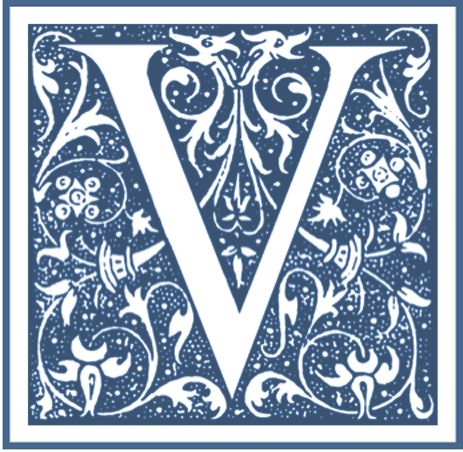 Vesalius Trust logo