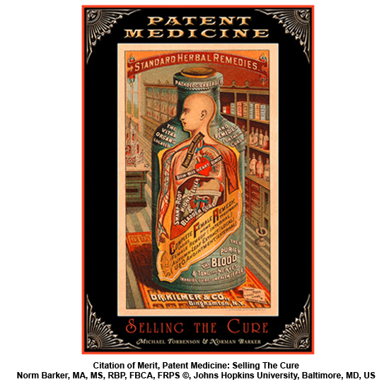 Patent-Medicine-Selling-The-Cure