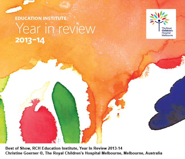 Award of Excellence RCH-Education-Institute-Year-In-Review-2013-14