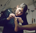 Sophie De Oliveira Barata, Sculptor and Founder of The Alternative Limb Project
