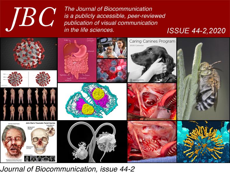 View Vol. 44 No. 2 (2020): Journal of Biocommunication